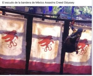 Assassin's Creed para el mexicano! Los usuarios celebran el mes nacional con esta maravilla: FOTO