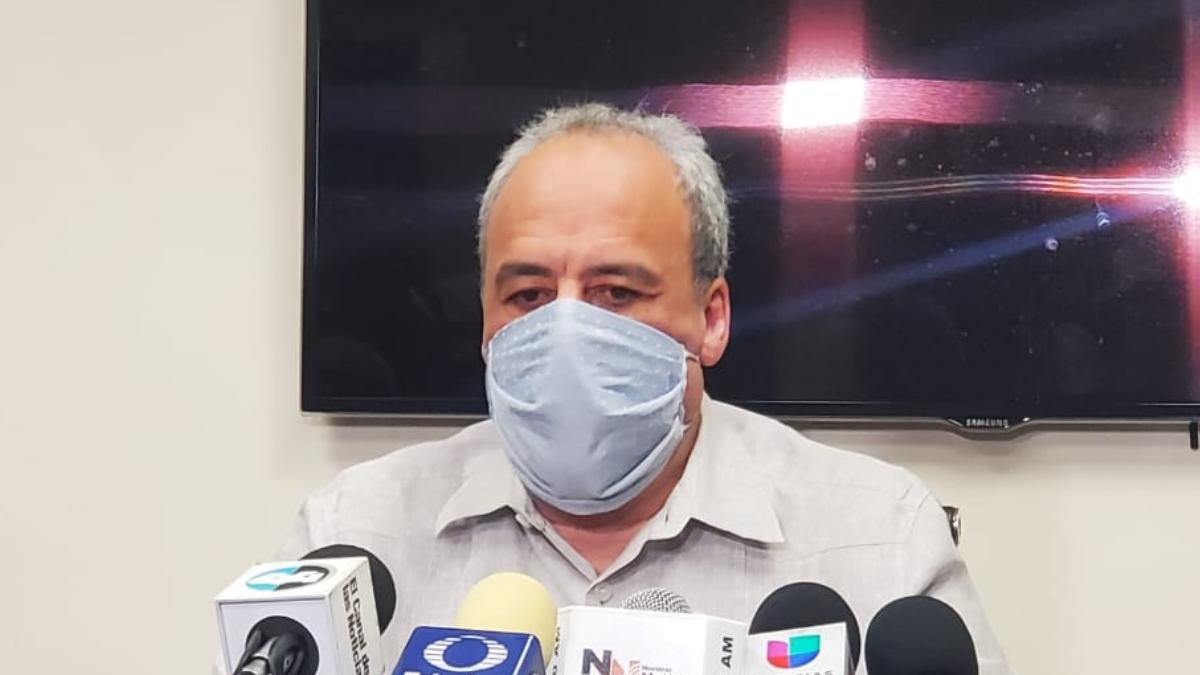 Rafael Espino aspirante a la candidatura de Morena a la gubernatura FOTO: ESPECIAL