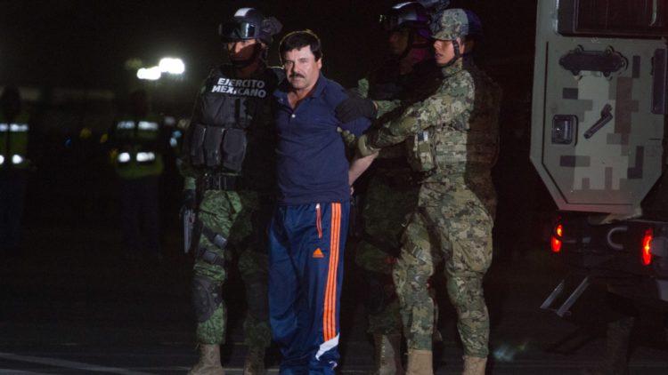 El Chapo Guzmán pide mejores condiciones en prisión