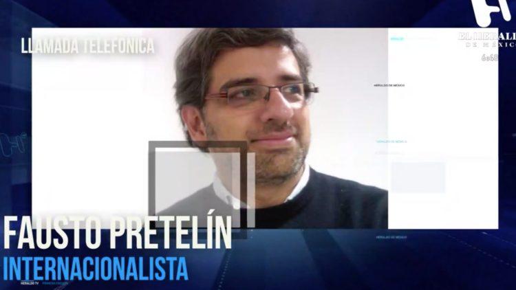 Fausto Pretelín