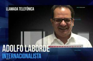 El internacionalista del Heraldo TV. FOTO: Especial.