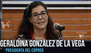La presidenta de la COPRED explicó que su función es erradicar todo tipo de discriminación.