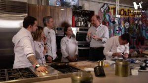 GastroLab con chefs en cocina
