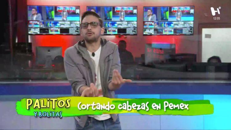 """cc43c643e Palitos y Bolitas: """"Cuello"""" a dos empleados de Pemex: Carlos Allende"""