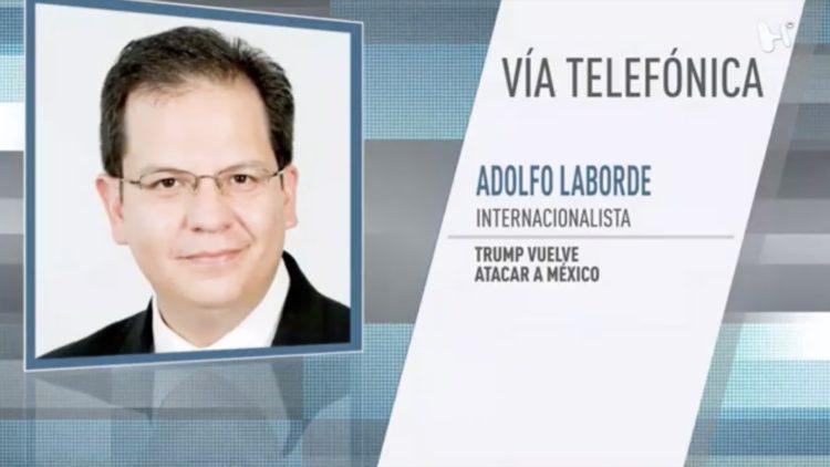 Trump impone nuevos aranceles: Adolfo Laborde
