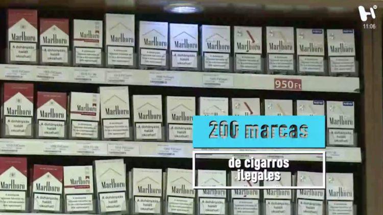 Cigarros pirata