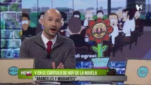 Enrique Alcocer y Juan Alarcón en el for de Meme News