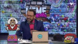 Enrique Alcocer y Juan Alarcón en el foro de Meme New