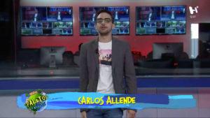 Carlos Allende en el foro de Palitos y Bolitas