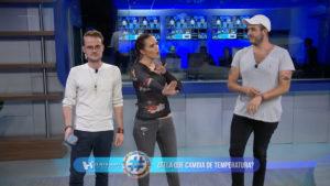 Alexa Ivanisevic, Jan Toussaint y Abe Nemer en el foro de TREND
