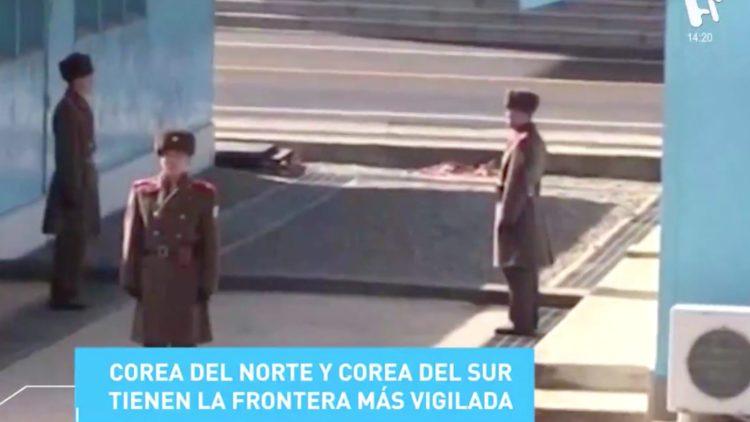 Las fronteras más peligrosas del mundo.