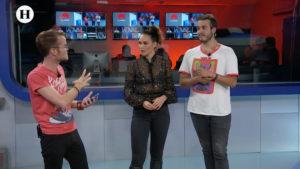 Alexa Ivanisevic, Abe Nemer y Jan Toussaint en el foro de TREND
