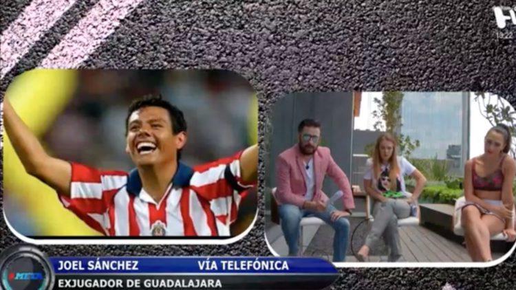 Entrevista Joel Sánchez, ex jugador Chivas