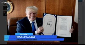 Trump inicia campaña de reelección con encuestas que lo dan como perdedor: Francisco Villalobos, corresponsal