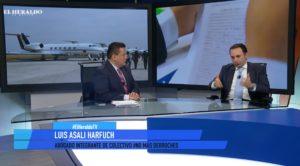 Proyecto de Texcoco cuenta con mayor viabilidad que Santa Lucía: Luis Asali, abogado #NoMásDerroches