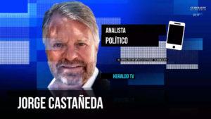 Jorge Castañeda en entrevista vía telefónica con Salvador García Soto