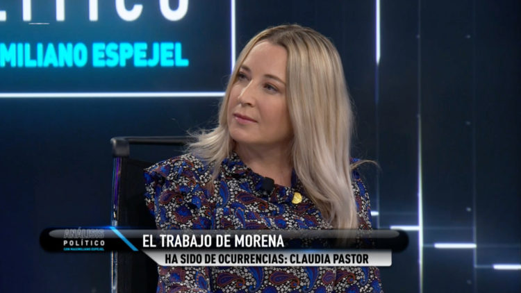 Claudia-Pastor-Análisis-Político-Maximiliano-Espejel