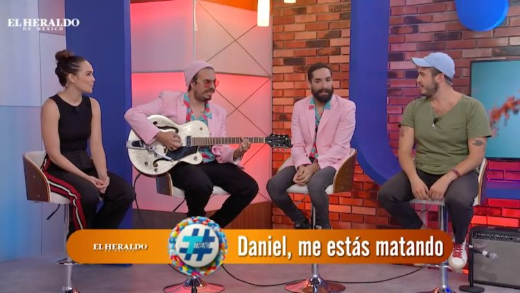 DANIEL-ME-ESTAS-MATANDO