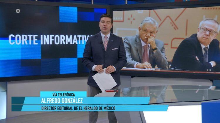 Renuncia de Urzúa muestra que no se está entendiendo la manera de ejercer el gobierno en esta administración: Alfredo González (HERALDO)