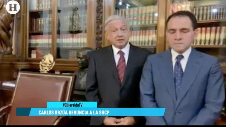 Arturo Herrera Gutiérrez asume la Secretaría de Hacienda tras renuncia de Urzúa