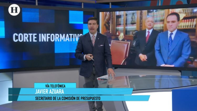 Hoy en día le están mintiendo a México, el panorama económico no es favorable: Javier Azuara