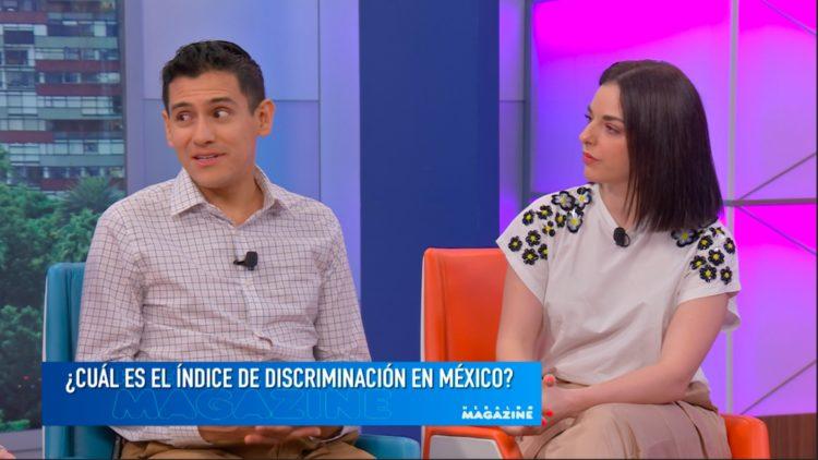 Damian Vallejo, especialista en  discriminación