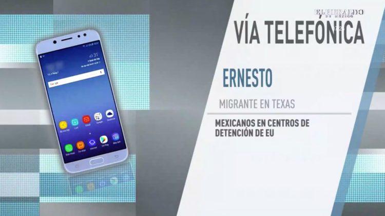 Ernesto, migrante