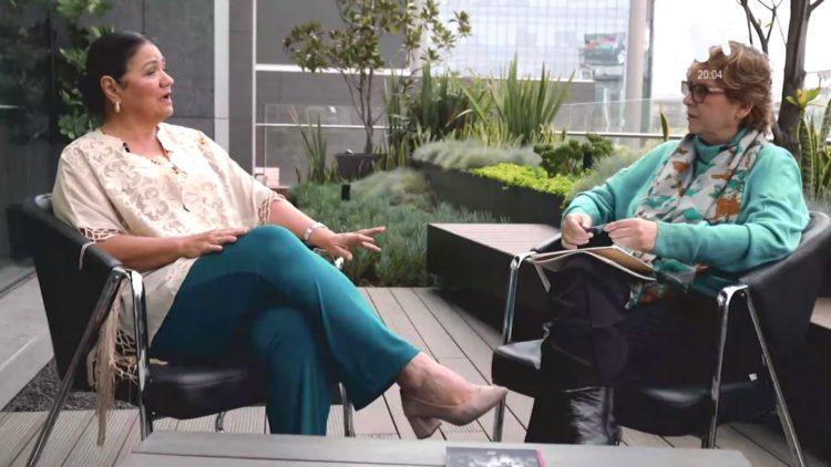 Dulce-María-Saudi-en-La-entrevista-con-Martha-Anaya