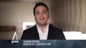 Damián Zepeda en el foro de Ágora
