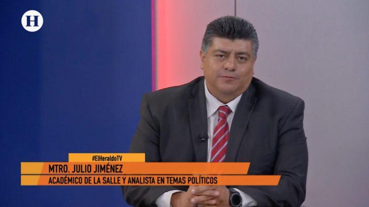 Julio Jiménez señala precedente negativo en BC