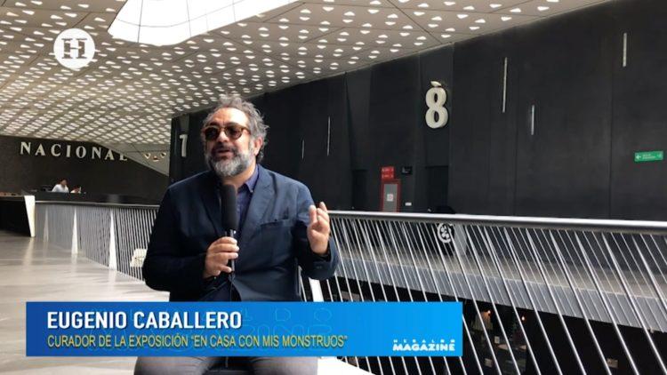 Eugenio-Caballero-nos-explica-En-casa-con-mis-Monstruos