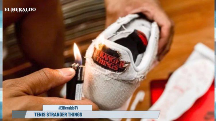 Tenis de Stranger-Things