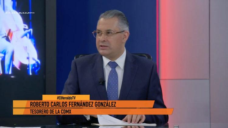 Roberto Carlos Fernández González en Noticias México