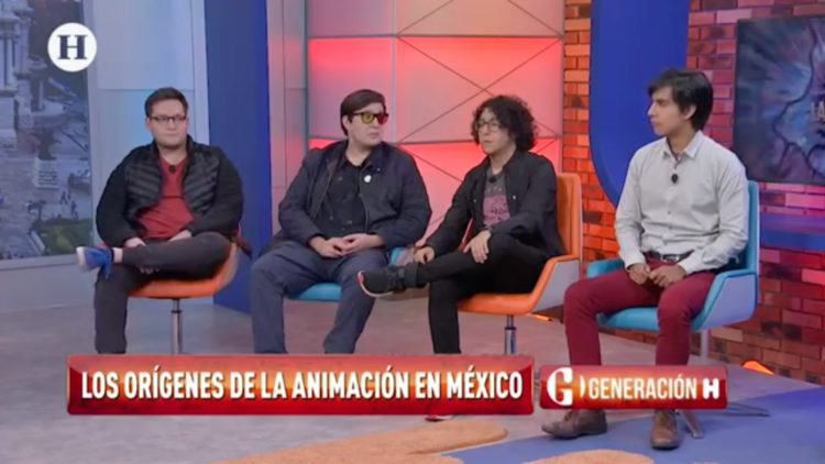 El panorama de la animación en Mexico