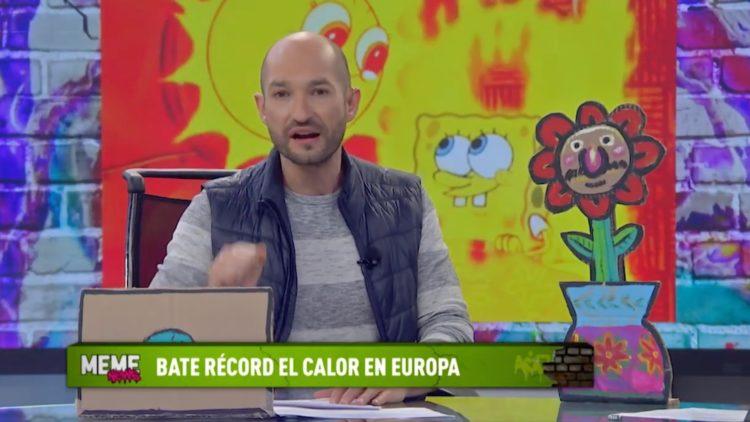 Las altas temperaturas en Europa desataron los memes en redes sociales