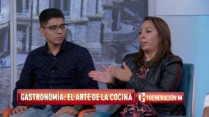 Generación H, gastronomía, cocina mexicana, foodies, El Pizu