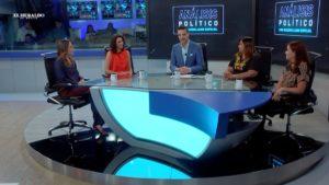 Expertas con Maximiliano Espejel en mesa de Análisis Político