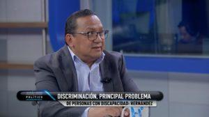 Marco Antonio Hernández en estudio de Análisis Político