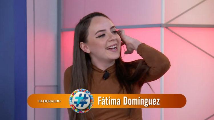 Fátima Domínguez en Trend