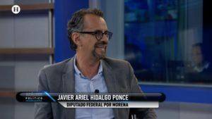 En mesa de Análisis Político Javier Hidalgo diputado de Morena
