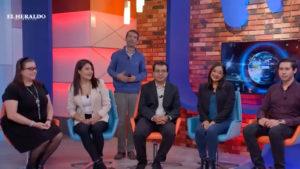 redes sociales, Emilio Saldaña El Pizu, Generación H, Facebook, WhatsApp