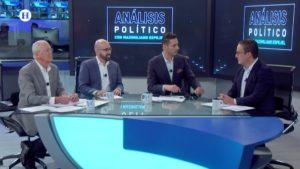 Expertos en mesa de Análisis Político con Maximiliano Espejel