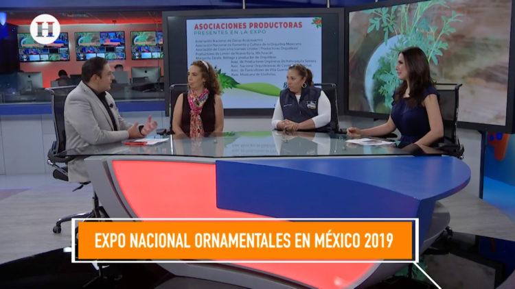 Expo Nacional de Ornamentales en Noticias México