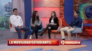 movilidad estudiantil, Generación H, intercambio, Emilio Saldaña, El Pizu,