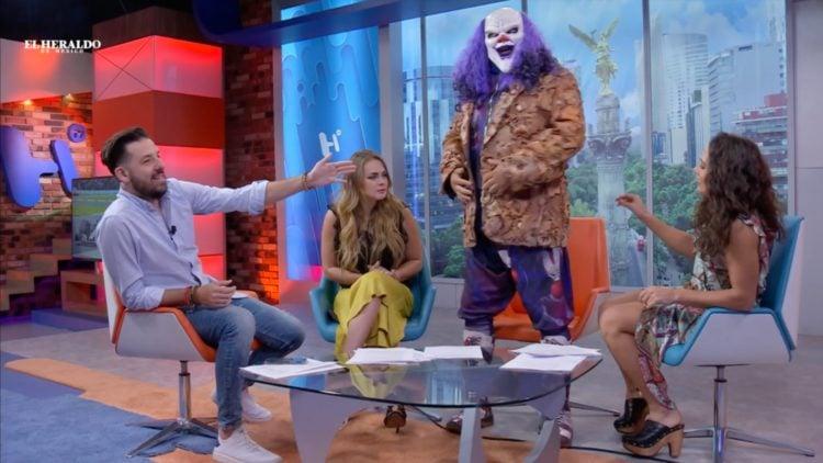 Dave the Clown, el payaso que no es amigo de los niños