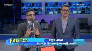 """Carlos Allende con Diego Salazar sobre su libro """"No hemos entendido nada"""""""