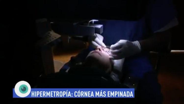 Juan Pablo Olivares en Código Salud.