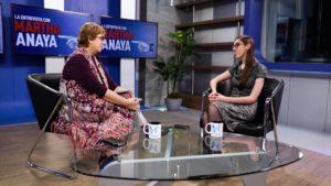 No veo muy juarista a AMLO, quizás la comparación viene de la intención de generar un cambio: Mariana Molina