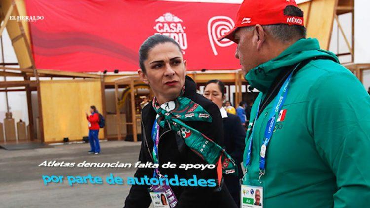 Ana Gabriela Guevara se cuelga la medallita y es criticada en redes sociales
