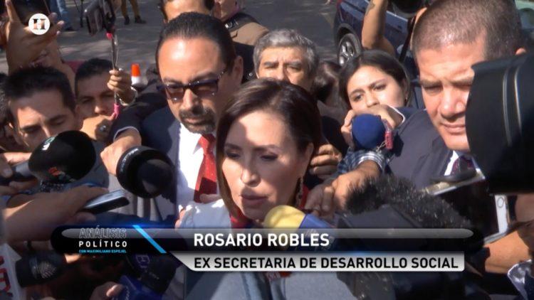 Rosario-Robles-Análisis-Político-Maximiliano-Espejel